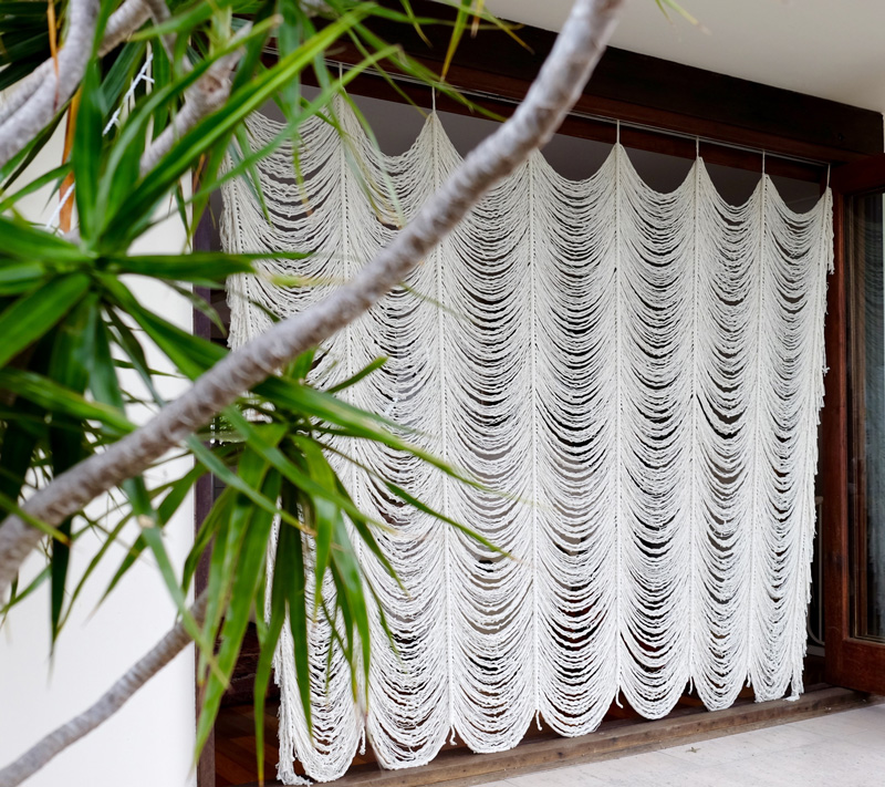 Sierra Knot Curtains Custom Panel