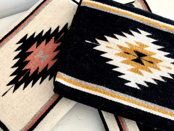 zapotec handwoven wool laptop sleeve