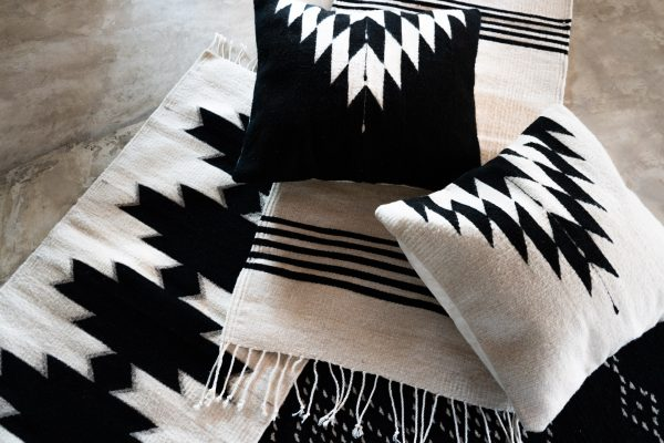 handmade mexican style pillows