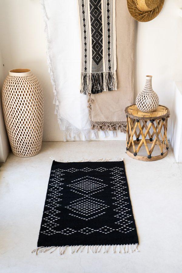 handmade mexican rug