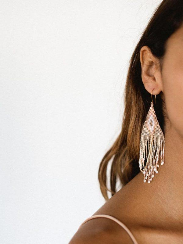 diamante earrings - boho earrings nakawe trading (1)