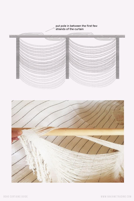 04 boho curtain guide