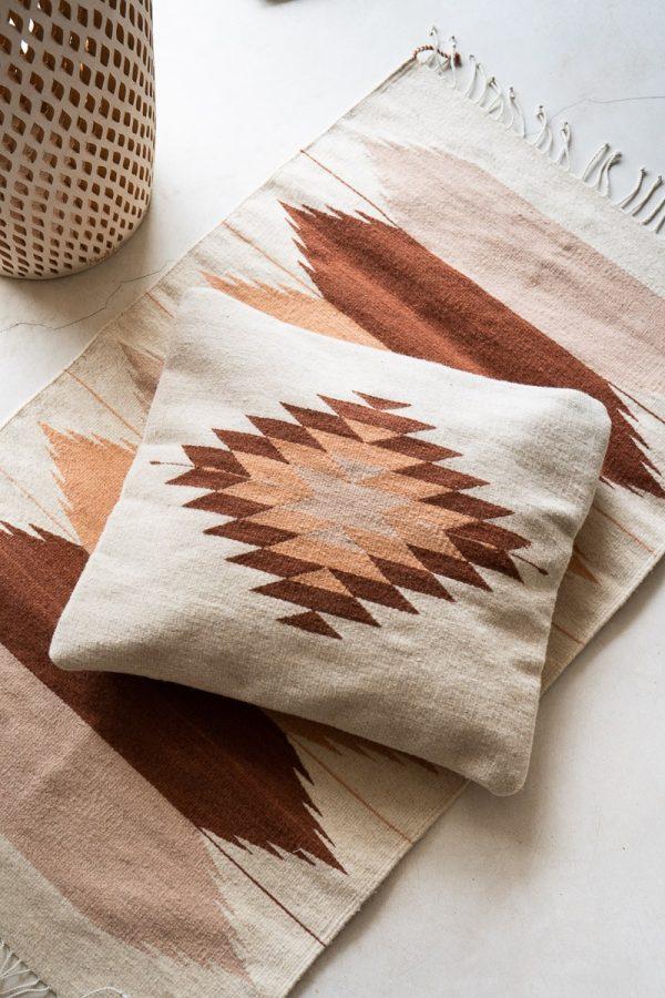 mexican pillows zapotec diamond (2)