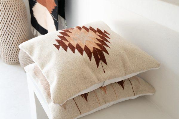 mexican pillows zapotec diamond (4)