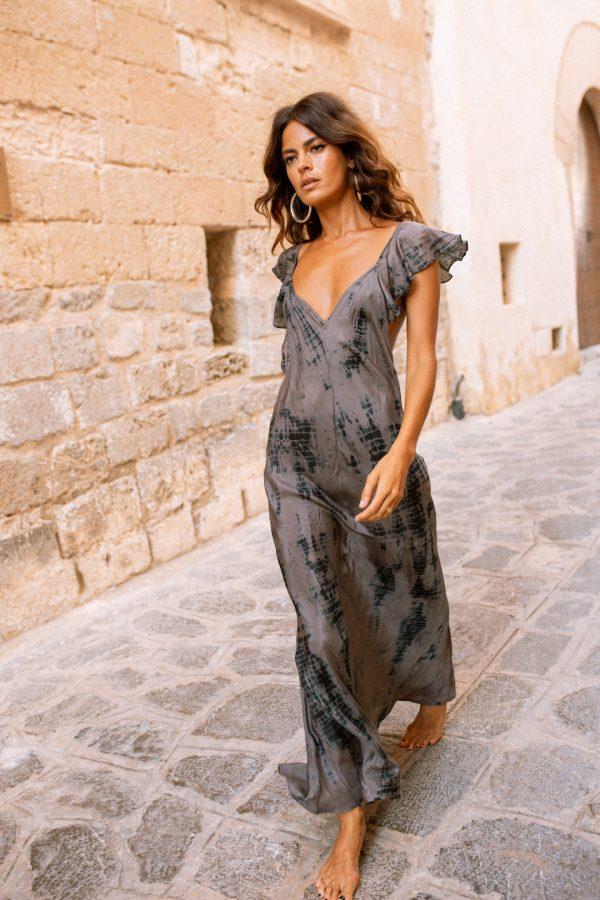 mala dress boho maxi dress