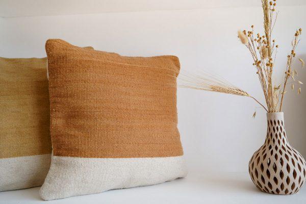itzel mexican pillows earth tones copper (2)
