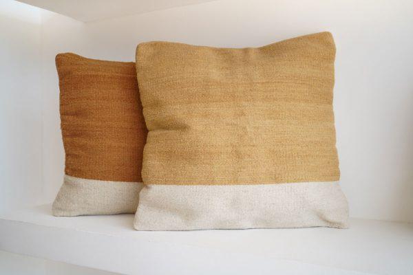 itzel mexican pillows gold earth tones (9)