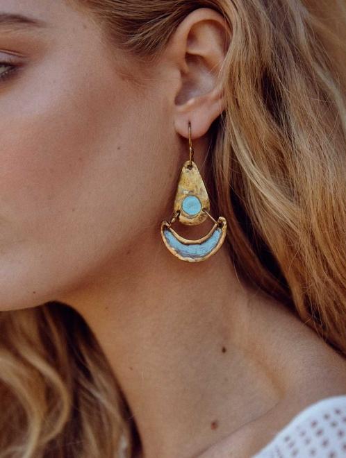 IXTLI earrings