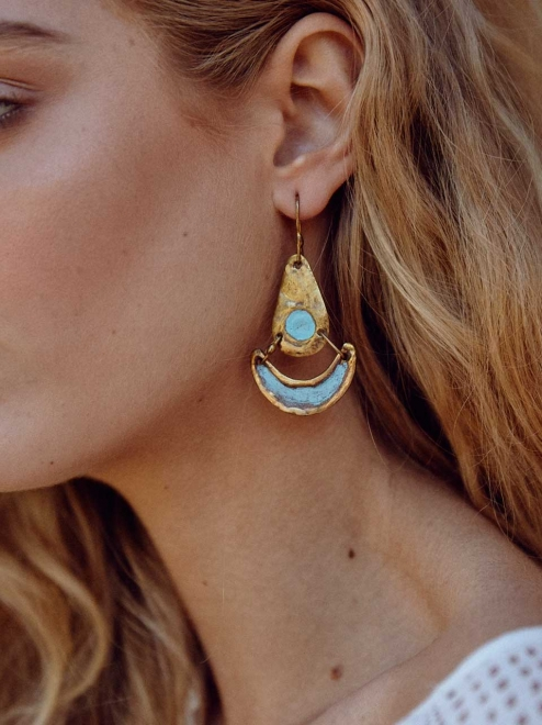 IXTLI earrings