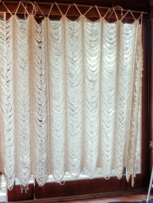 Sierra Weave Curtain Custom Panel