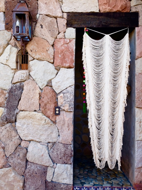 Boho Woven Wall Hanging | Medium