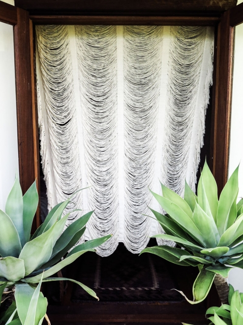 Sierra Weave Curtain 4 panel