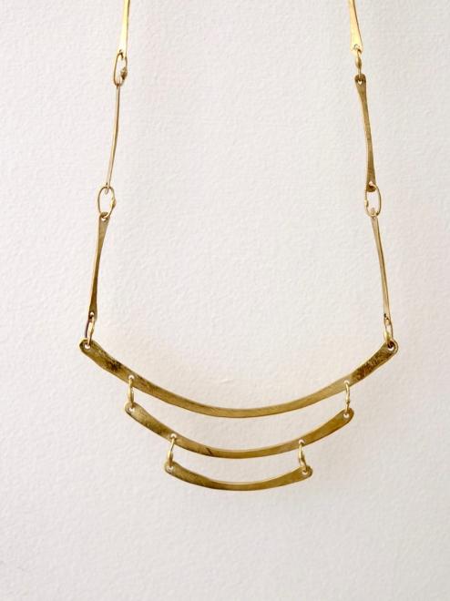 Tonatzin Necklace