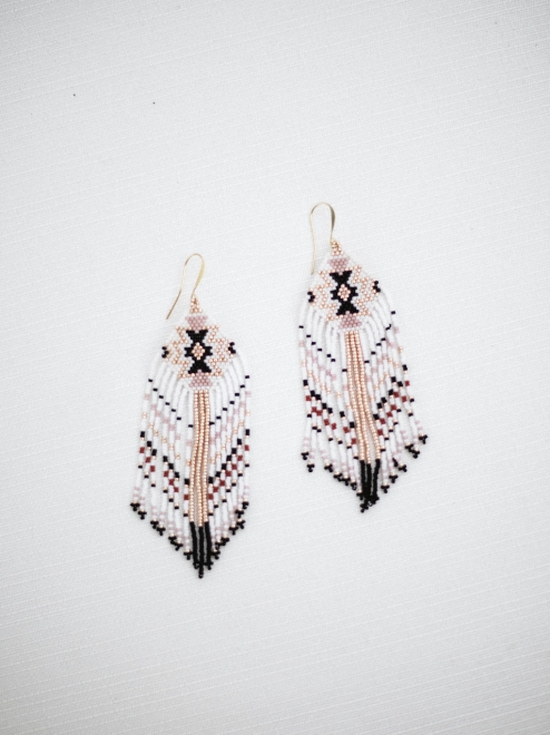 Flor de Amor Boho Earrings