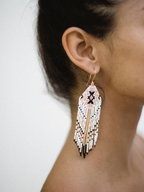 Flor de Amor Boho Earrings