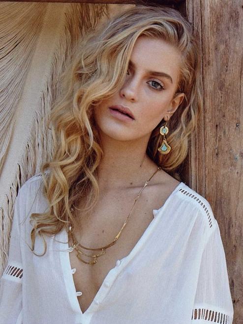 Ical Handmade Bronze Earrings