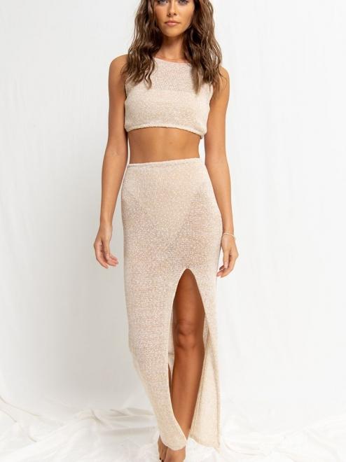 Lilah Crop Top & Thea Skirt