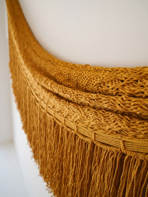 Lluvia Handmade Mexican Hammock   Cotton