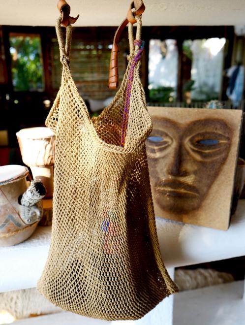 Maguey Fibre Bag
